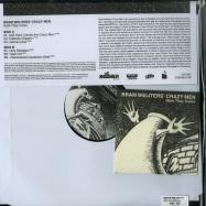 Back View : Bram Weijters Crazy Men - HERE THEY COME (LP+CD) - SDBAN ULTRA / SDBANULP08