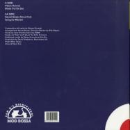 Back View : Sam Qs Night Patrol - PELES GROOVE EP - Mod Bossa / MB-01