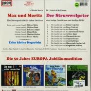 Back View : Various Artists - DER STRUWWELPETER & MAX UND MORITZ (LP) - Europa / 88697065221