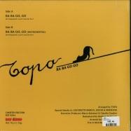 Back View : TOPO - Ba Ba Go Go - Best Italy / BST-X054