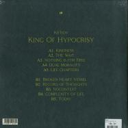 Back View : Ketiov - KING OF HYPOCRISY (LP) - Ketiov / Ketiov004