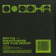 Back View : Pitto - PANTHERS ON THE ROOF EP - OOSSHA / OOSSHA 001