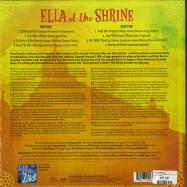 Back View : Ella Fitzgerald - ELLA AT THE SHRINE: PRELUDE TO ZARDIS (LP) - Verve / 7742562