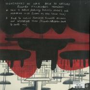 Back View : Nightmares On Wax - BACK TO NATURE - RICARDO VILLALOBOS RMXS (12 INCH + MP3) - Warp Records / WAP432