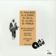 Back View : Chris Moss Acid - LILL CHILL - Art-Aud / A-A04