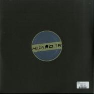Back View : Matpri - ZDRASTE EP (VINYL ONLY) - Hoarder / HOARD014