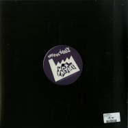 Back View : Jack Smooth - MY ELECTRIC SOUL - Wax Factory / WF015