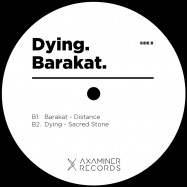 Back View : Dying And Barakat - EXPLORACION DESCONOCIDA - Axaminer / axa005