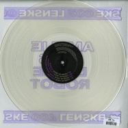 Back View : Amelie Lens - LITTLE ROBOT EP (CLEAR VINYL) - LENSKE / LENSKE007