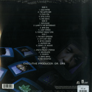 Back View : Dr. Dre - 2001 (INSTRUMENTALS ONLY) (2LP) - Interscope / 7779419