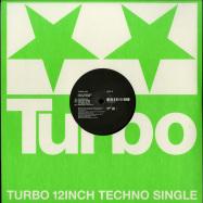 Back View : Dean Grenier - COLOR CODE - Turbo Recordings / TURBO204