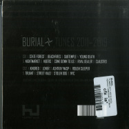 Back View : Burial - TUNES 2011-2019 (2CD) - Hyperdub / HDBCD048 / 00138016