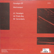 Back View : Martinesque - PARADIGM EP (VINYL ONLY / 180G) - Adams Bite / ADAM001