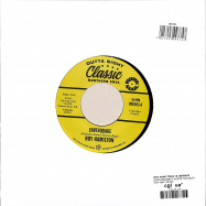 Back View : Roy Hamilton/h. B. Barnum - EARTHQUAKE/IT HURTS TOO MUCH TO CRY (7 INCH) - Outta Sight / OSV202