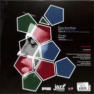 Back View : Richard Spaven - SPAVENS 5IVE (LP, CLEAR VINYL) - Jazz Re:Freshed / JRF002LP