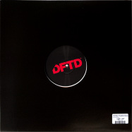 Back View : Copyright featuring Song Williamson - HE IS (SCAN 7 / FERRER SYDENHAM / ALAIA GALLO REMIXES) - DFTD / DFTDS149