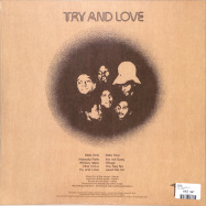 Back View : Ofege - TRY AND LOVE (LP) - Imara / Imara 1