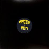 Back View : Omega Men - CONSPIRACY CONNECTOR - Omega Men / OMEN005