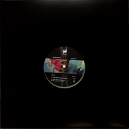 Back View : Robert Apetrei - TRAVELERS OF THE FUTURE (VINYL ONLY) - Hashplant / HPR010