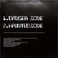 Back View : Danger Boys - DANGER ZONE (7 INCH) - Periodica / PRD1019