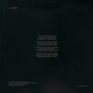 Back View : Klangkuenstler - WELTSCHMERZ (INCL. DL) - Outworld / OW006