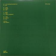 Back View : steve o sullivan - GREEN TRAX (2LP) - Trip / TRP035