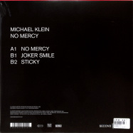 Back View : Michael Klein - NO MERCY - Second State Audio / SNDST089
