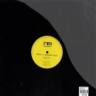 Back View : Preach & Anderson Noise - CAIPIRINHA - Noisemusic NM010