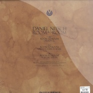Back View : Daniel Nitsch - ROOM TO ROOM (INDIAN SUMMER EDITION INCL CD, PIN, STICKER) - Voltage Musique / VMR029SE