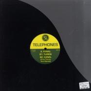 Back View : Telephones - KANAL / PRINS THOMAS SURE OPPSTOT - Full Pupp / FP029