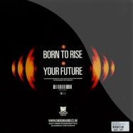 Back View : The Prototypes - BORN TO RISE / YOUR FUTURE - Shogun Audio / sha048