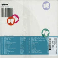 Back View : Various Artists (mixed by Ben UFO) - RINSE 16 (CD) - Rinse / rinsecd021