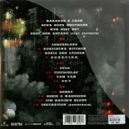 Back View : Genetikk - VOODOOZIRKUS (2X12 LP + CD) - Selfmade Records / self022-1