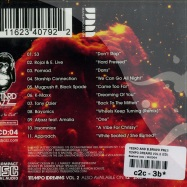 Back View : Teeko and B.Bravo pres - TEMPO DREAMS VOL.2 (CD) - Bastard Jazz / BJCD04