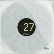 Back View : Jay Lumen - THE REASON - Off Spin / OFFSPIN027