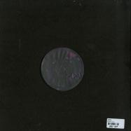 Back View : Lumieux - KESAU EP (PURPLE MARBLED VINYL) - Purple Inc / PI001