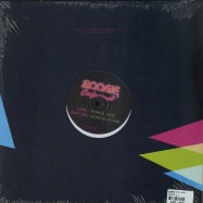Back View : Newman / Chini / Ourra - CHORDZ EP - Boogie Cafe / BC 007