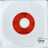 Back View : The Pretenders - JUST BE YOURSELF / EVERYTHING ABOUT YOU (THAT I LOVE) (7 INCH) - FG CAR1
