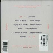 Back View : Marc Romboy - VOYAGE DE LA PLANATE (CD) - Hyperharmonic / HYPE0002CD