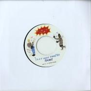 Back View : Tapes vs Superstar & Star - SPIRIT WORLD (7 INCH) - Porridge Bullet / PB 017