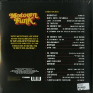 Back View : Various Artists - MOTOWN FUNK (RED 2X12 LP + MP3) - Island / 5375520