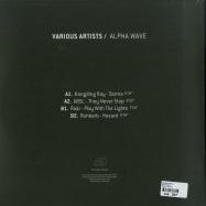 Back View : Various Artists - ALPHA WAVE - Blocaus / BLCS005
