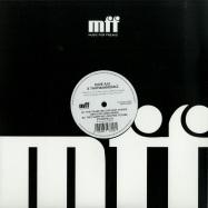 Back View : Dave Aju & Thatmanmonkz - THEY SLEEP WE LOVE FT. FOXXEE (150 G VINYL) - Music For Freaks / MFF15021