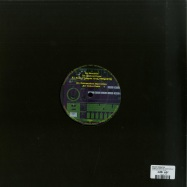 Back View : Binary Operator - ROBOT SYSTEM AUTOMATION EP - Central Electronics / CEL002
