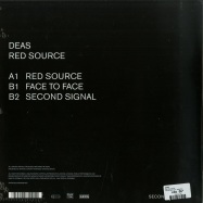 Back View : DEAS - Red Source EP - Second State Audio / SNDST055
