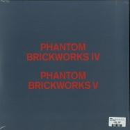 Back View : Bibio - PHANTOM BRICKWORKS (IV & V) (LTD EP + MP3) - Warp / WAP428