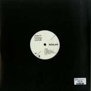 Back View : Insolate - DISGRACE EP (PVS REMIXES) - H.omevvork / HMVVRK005