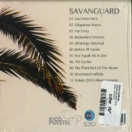 Back View : Rico Puestel - SAVANGUARD (CD) - SoSo / SOSO027