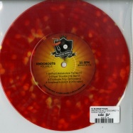 Back View : DJ Sausage Fingaz - KNOCKOUTS VOL 2 (RED & YELLOW 7 INCH) - Knockouts / KNOCK-02