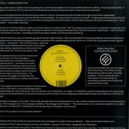 Back View : Logtoad - Rat Full Of Coins Vol. 1 - Against Fascism Trax / AF Trax 001
